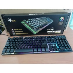 Teclado multimedia GTC
